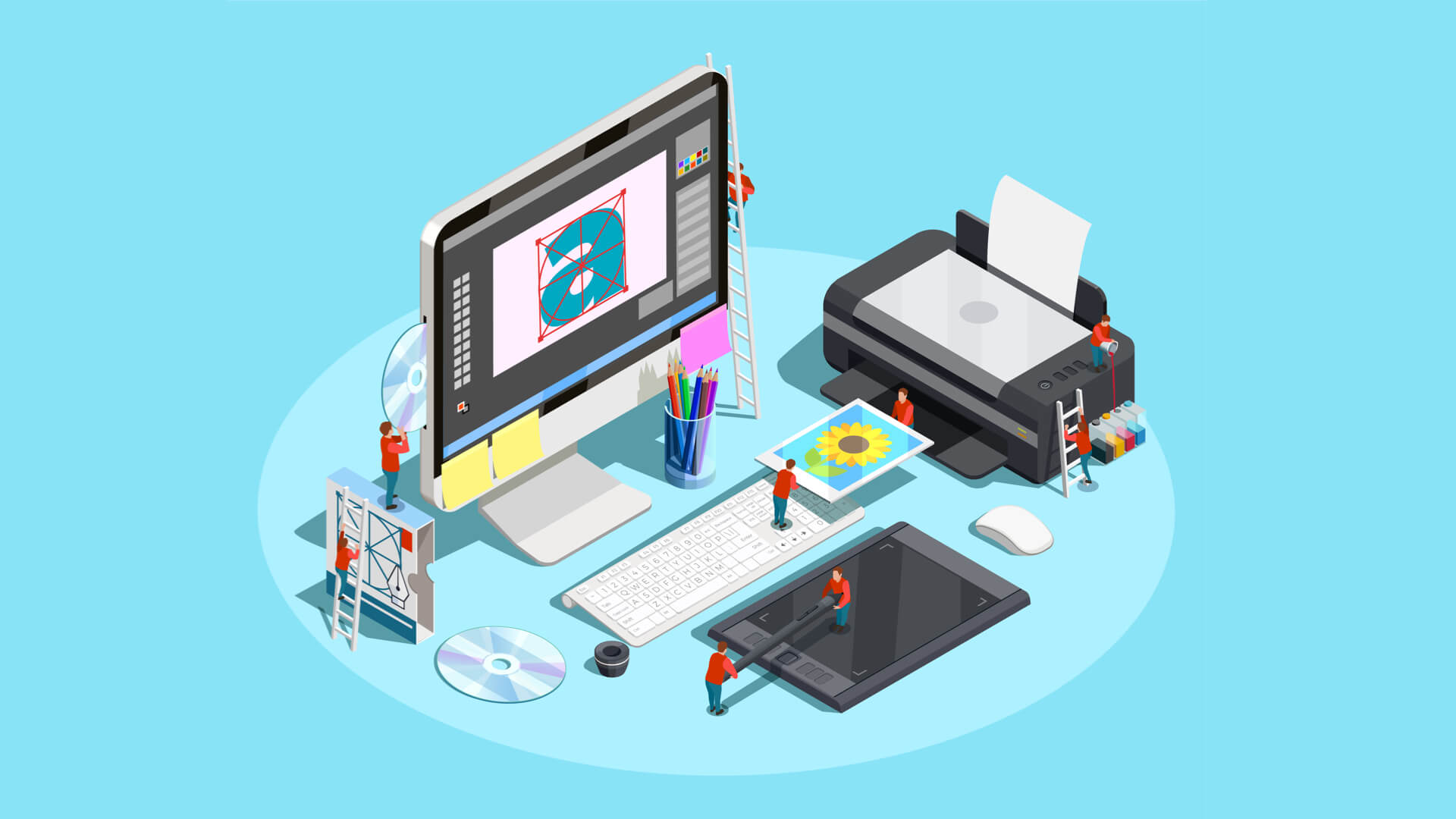 Understanding Isometric Designs With Adobe Illustrator CC