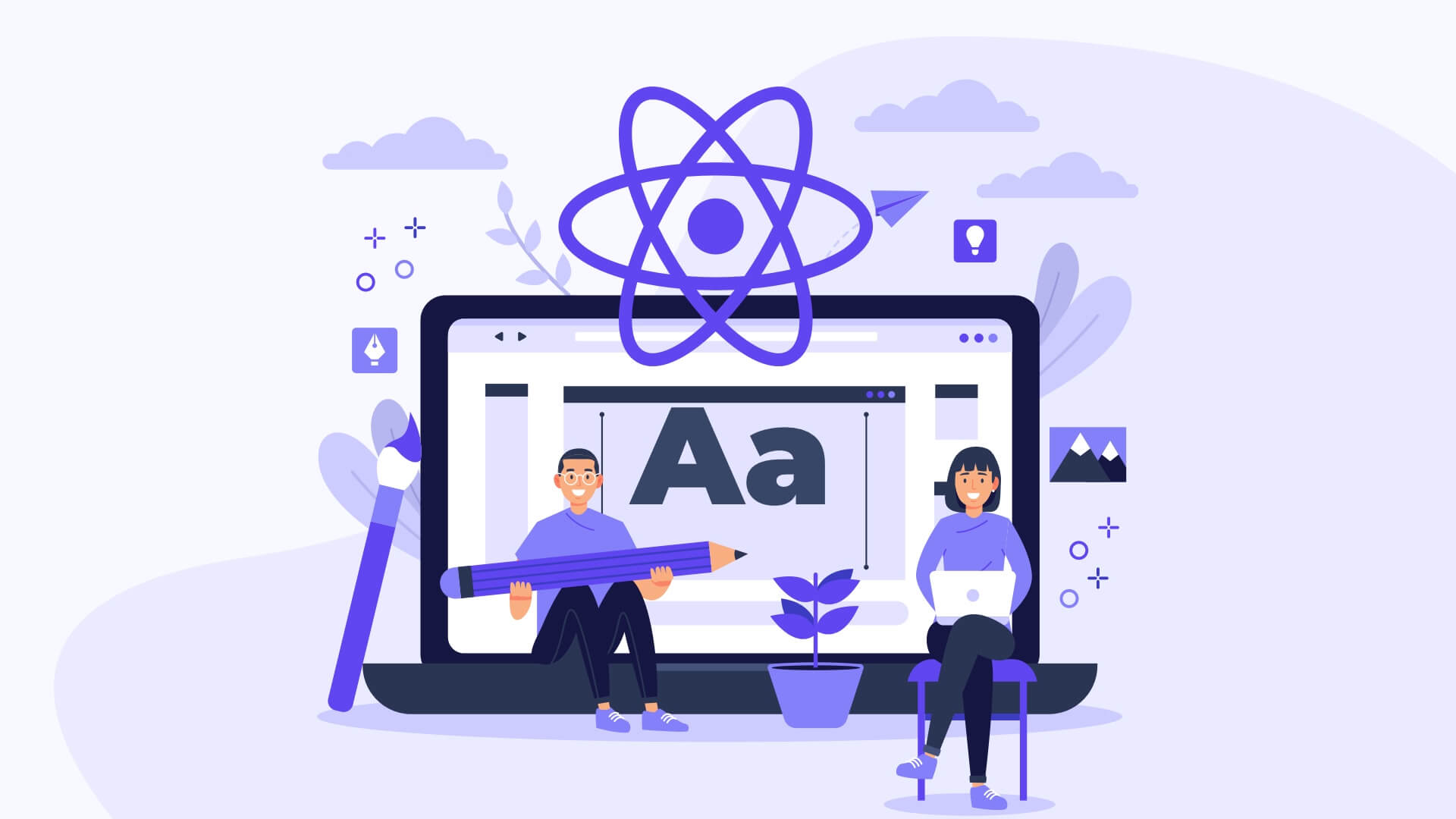 How a designer can start React JS