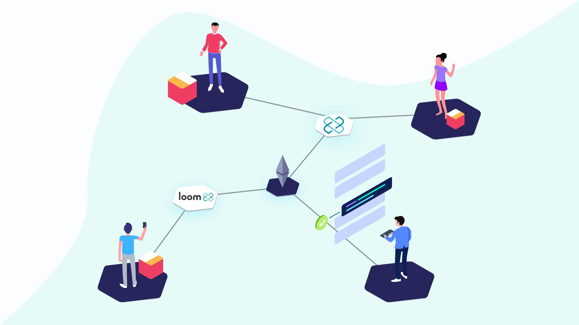 Deploy your first Smart Contract on Loom Network using Remix