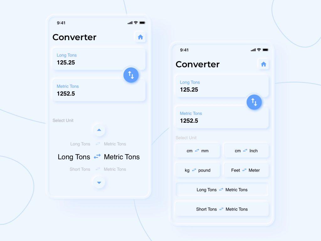 nuemorphic-design-converter