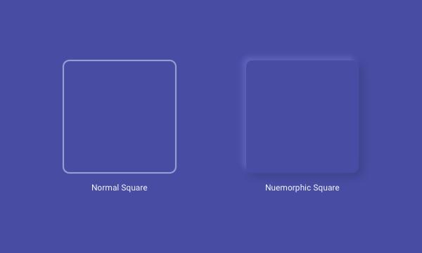 nuemorphic-design