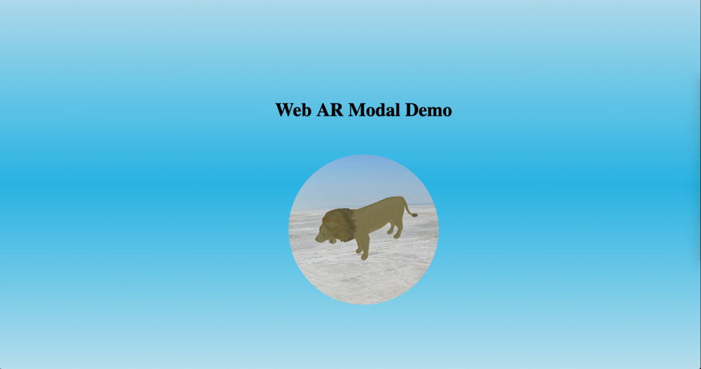 webar-modal-demo