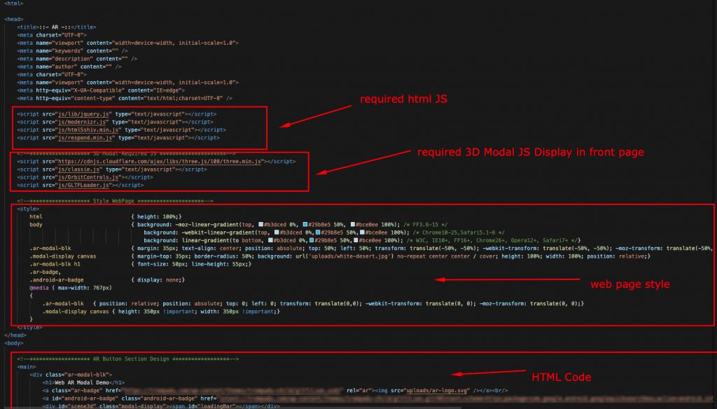 webar-modal-html-code