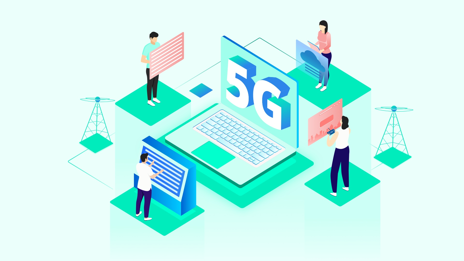 5G: A glimpse into the future