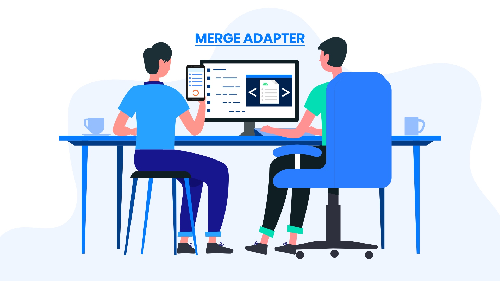Merge Adapter : Merge your lists seamlessly in Android