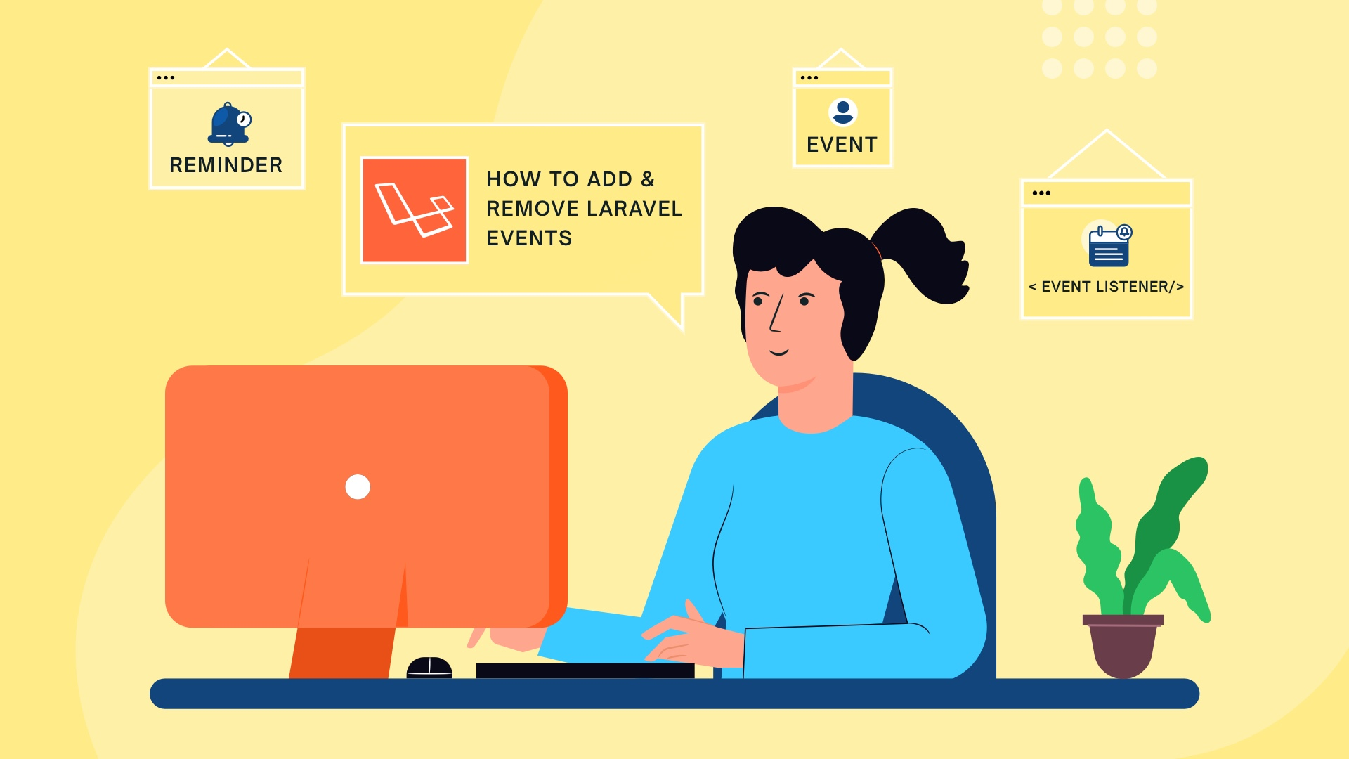 How To Add and Remove Laravel Events