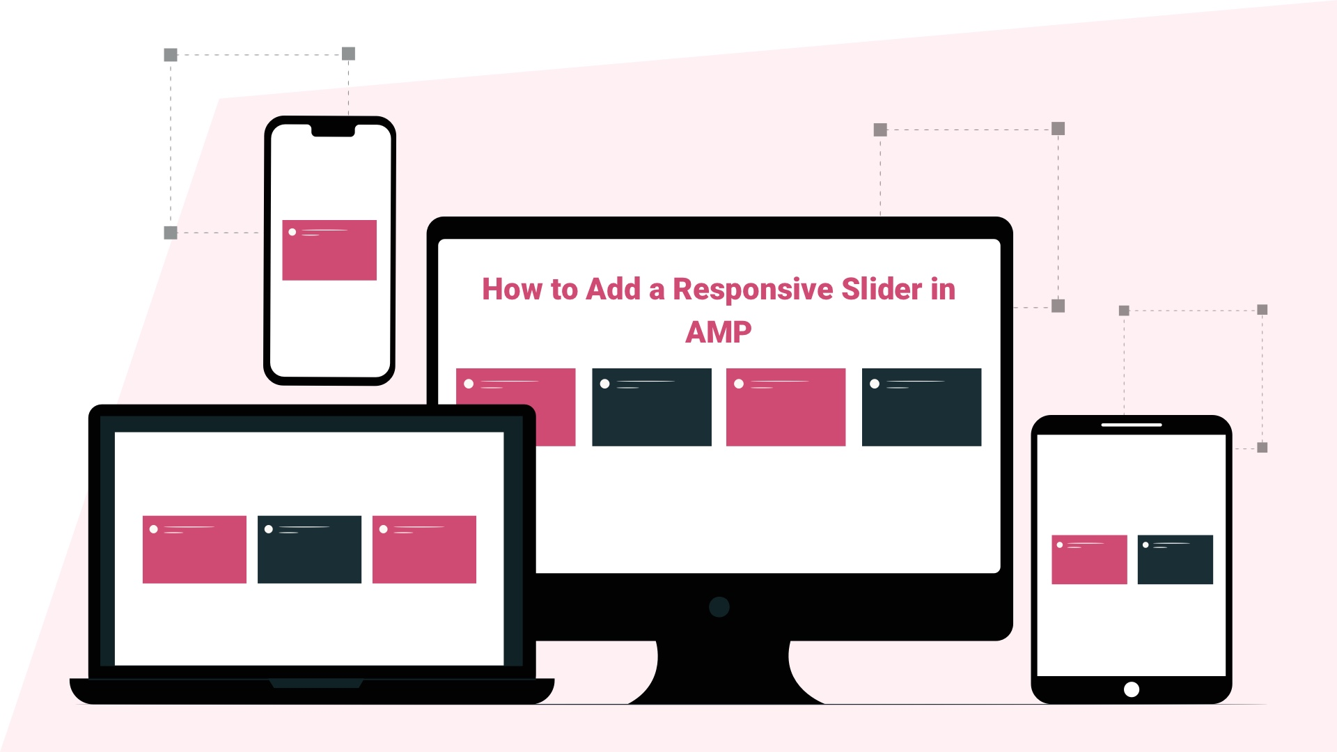 How to Add a Responsive Slider in AMP