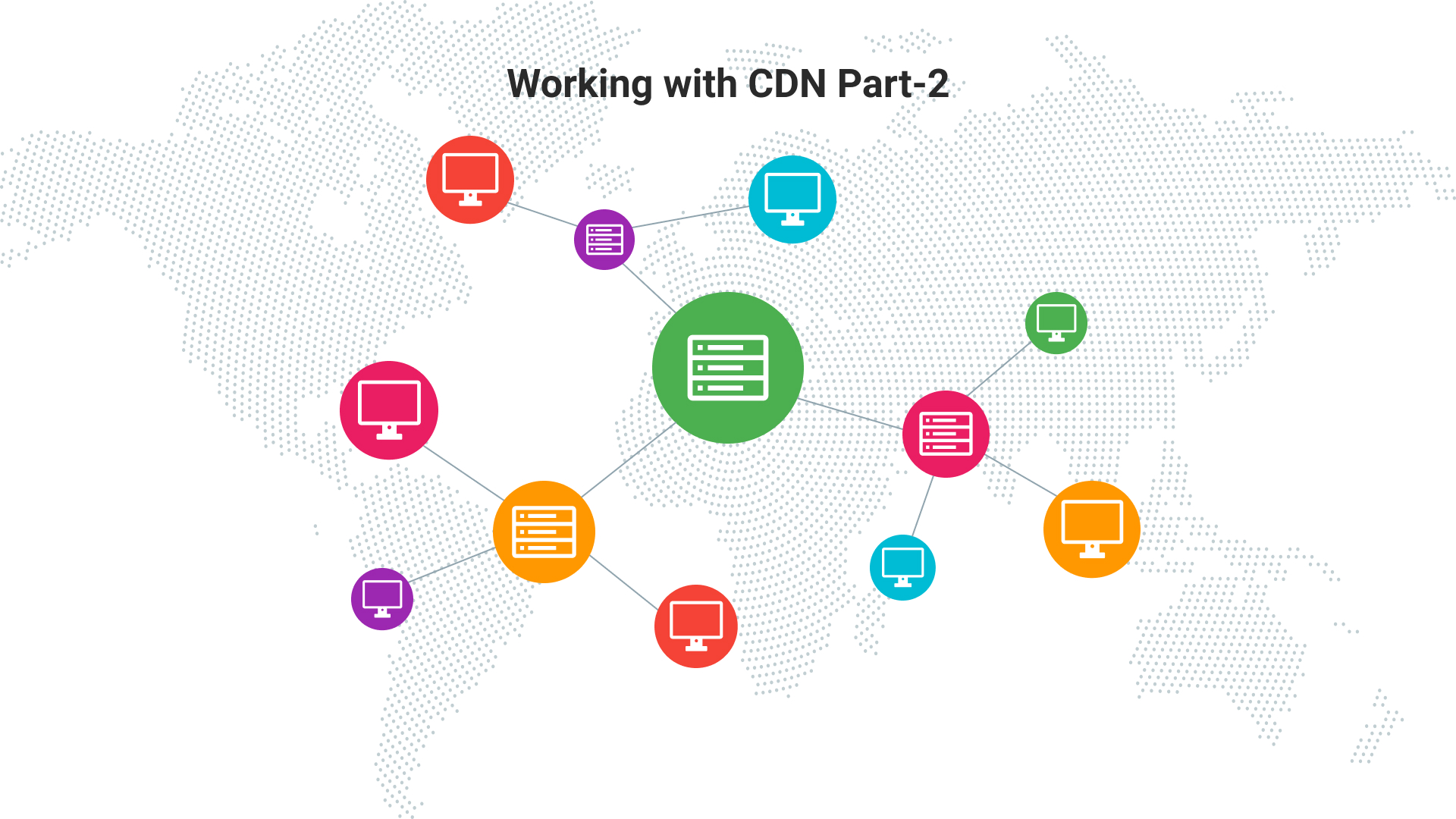 Working with CDN Part – 2