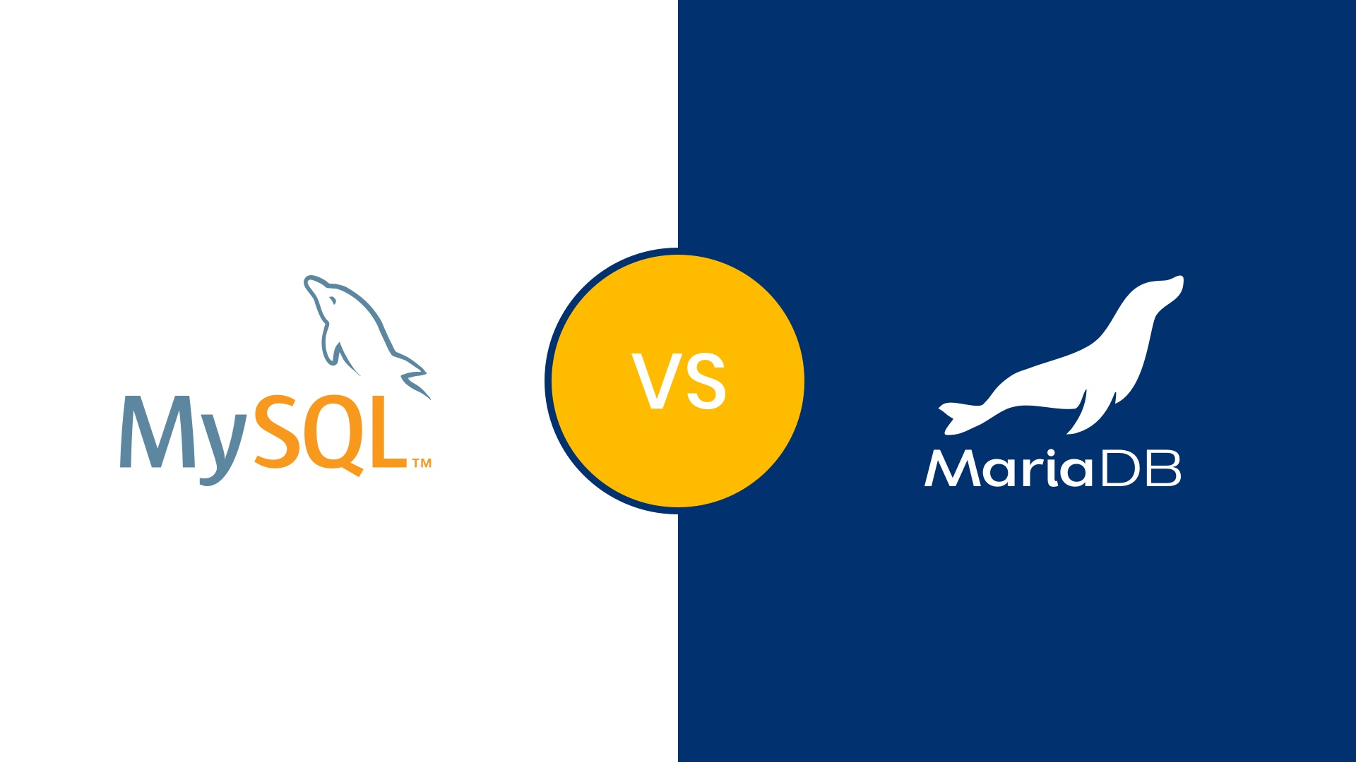 Difference between MySQL vs MariaDB: Detailed Comparison