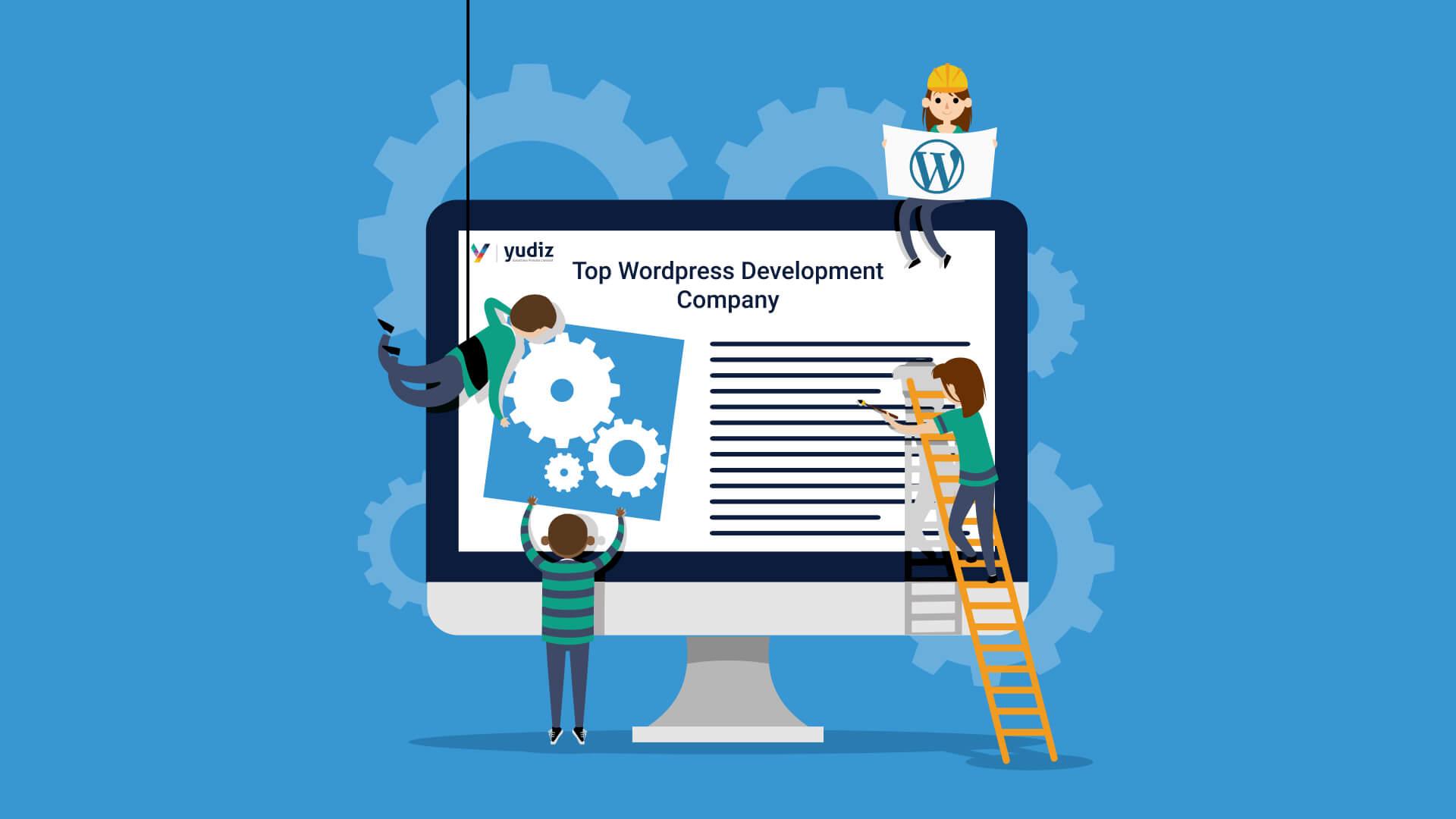 Yudiz declared as a top WordPress Development Company of January 2021