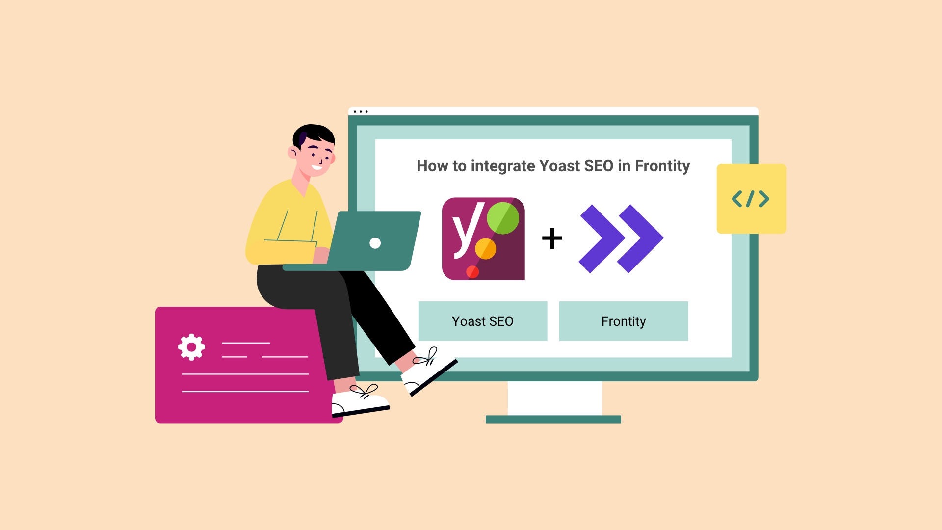 How to integrate Yoast SEO in Frontity