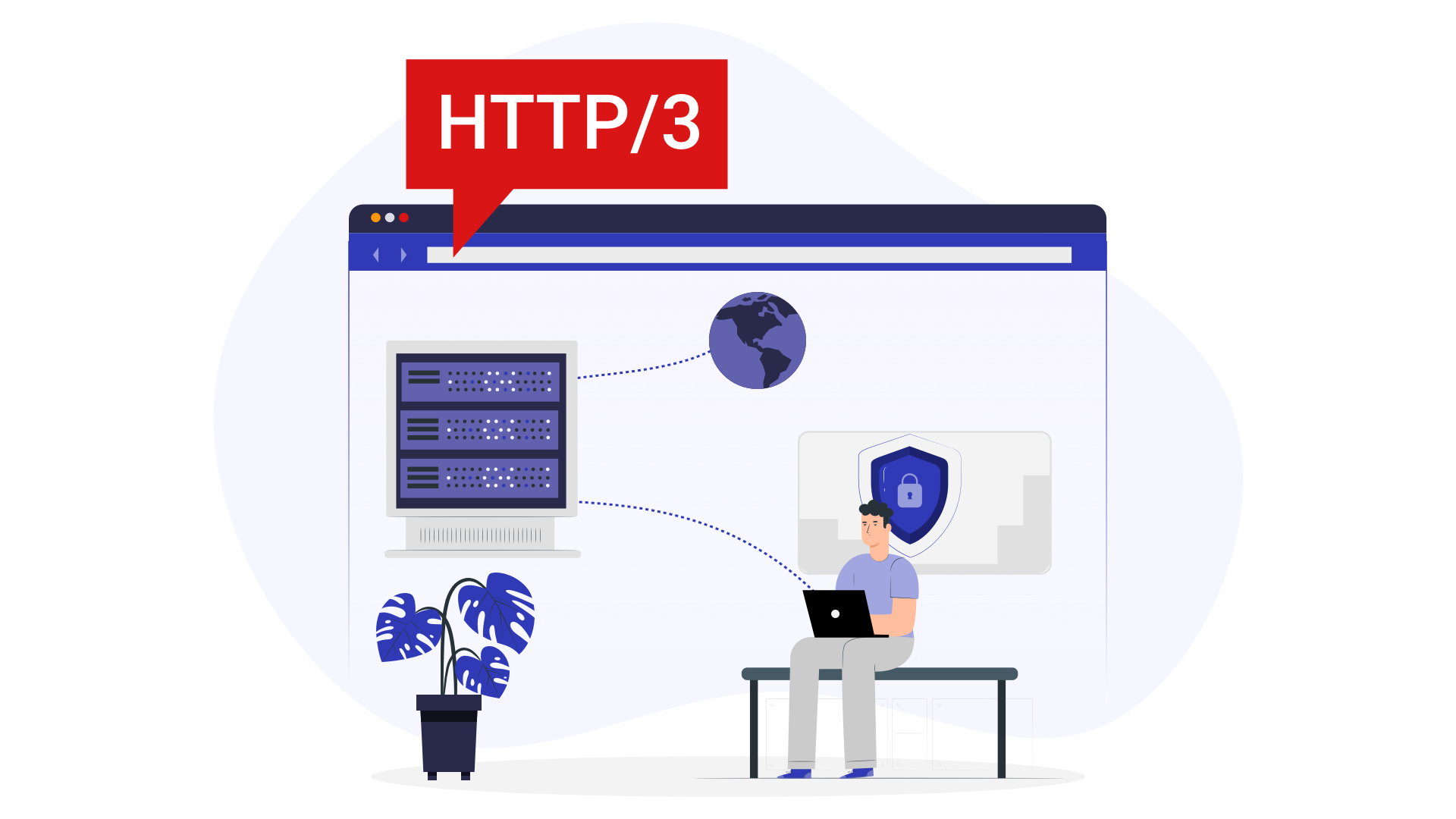 HTTP/3 – a UDP based protocol, Evolution of HTTP