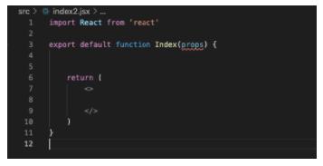 react-js-shortcut-output