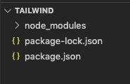 tailwind-folder