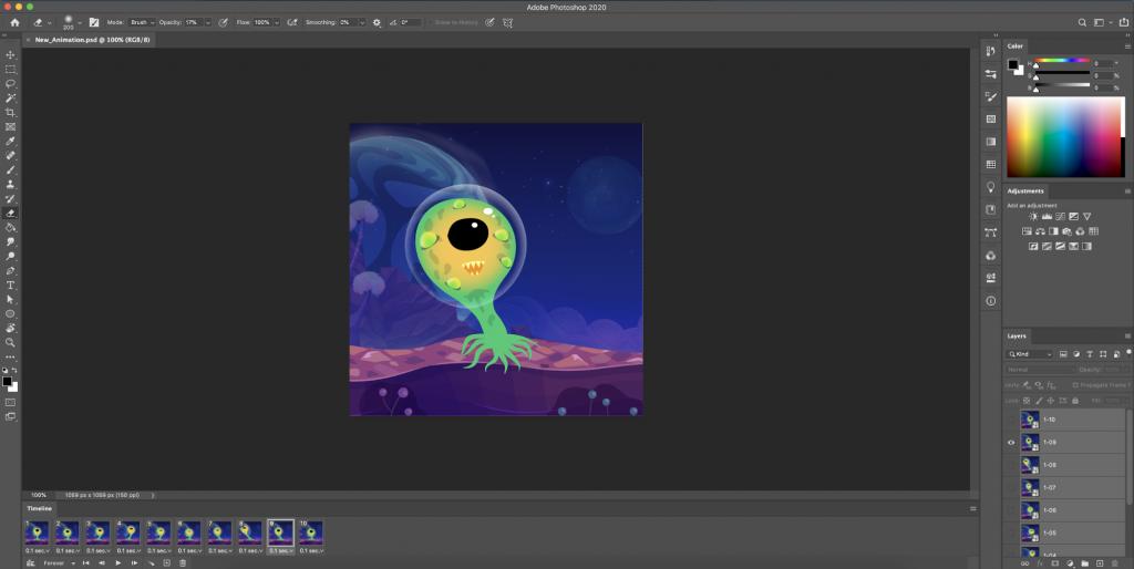 vector-animation-puppet-warp-tool-photoshop-screen