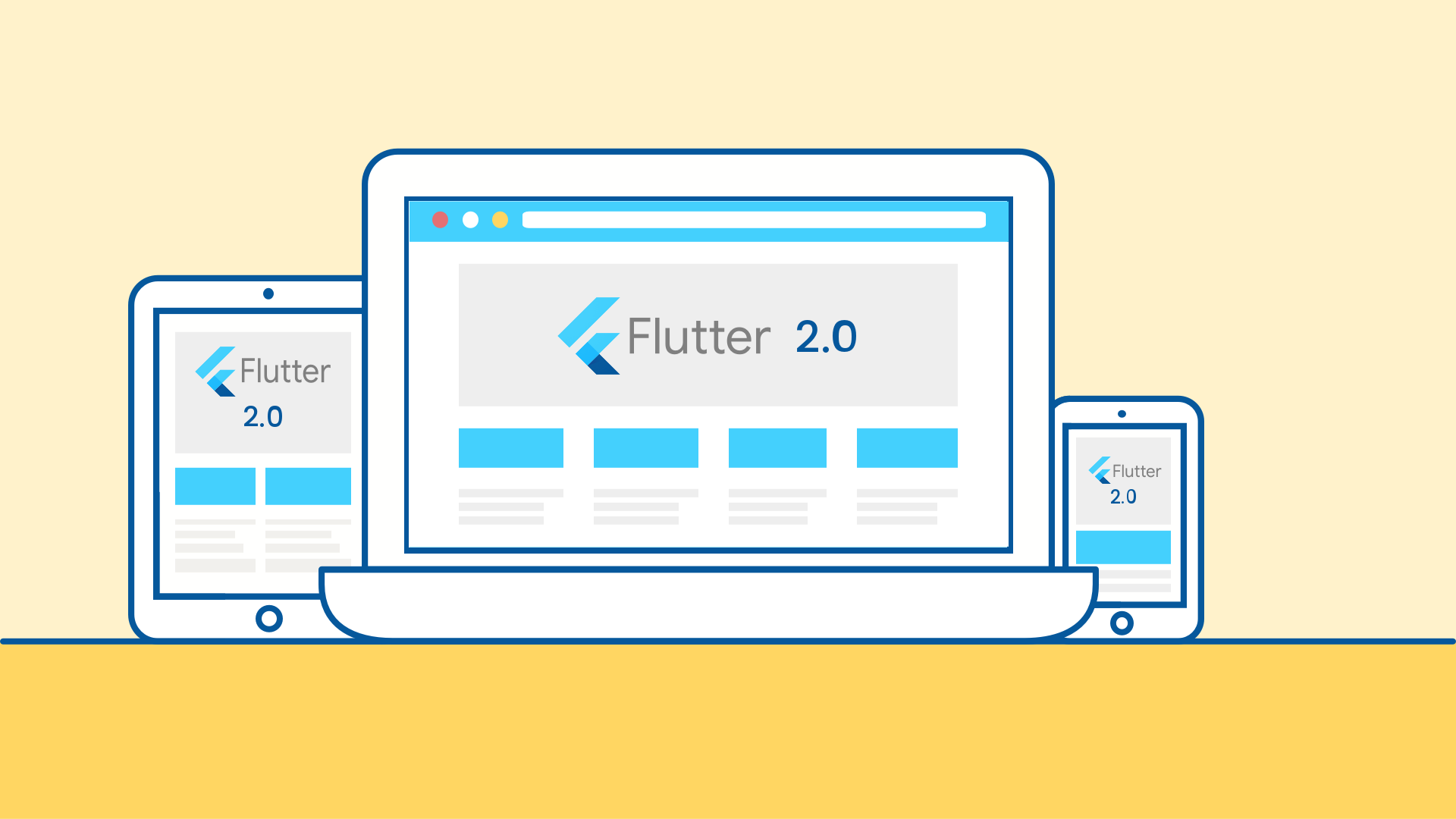 All you should know about Flutter 2.0