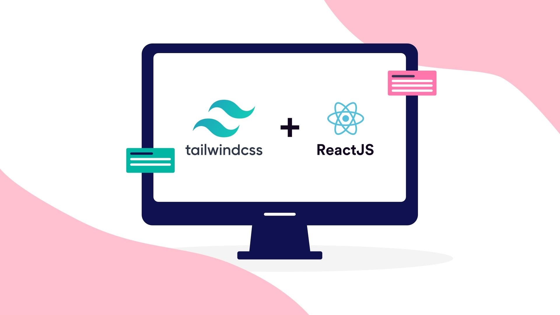 How Designer Can Start TailwindCSS with ReactJS