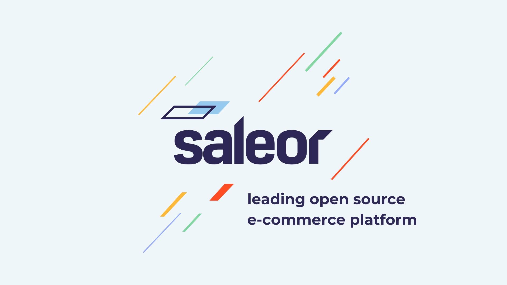 SALEOR – Overview of leading open source e-commerce platform