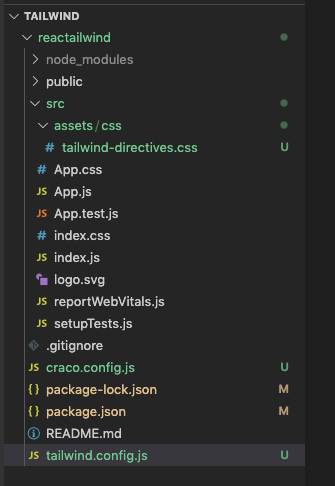 tailwind-react-config