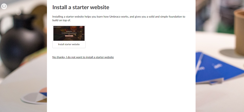 install-starter-server