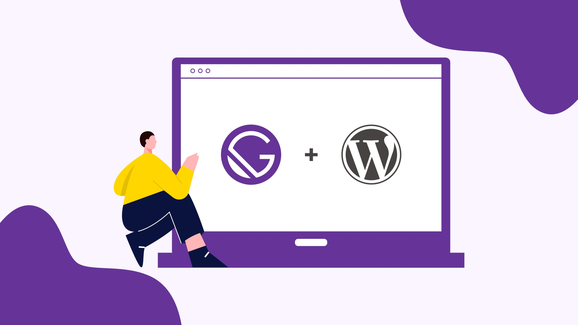 How to integrate Gatsby in WordPress ?